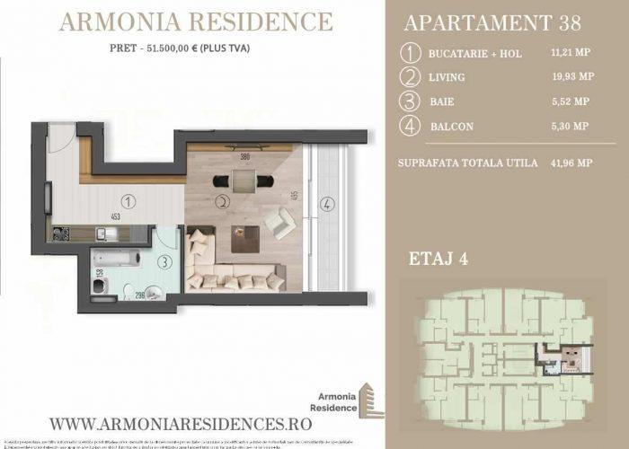 Plan 2d Armonia-Residence-AP-38