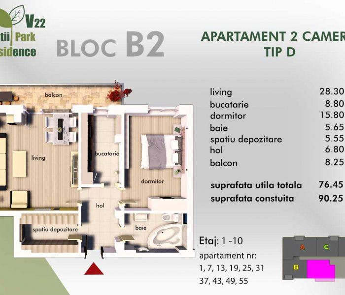 virtutii-residence-apartament-2-camere-tip-d-bloc-b2