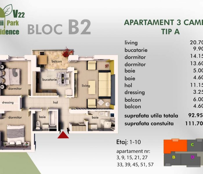 virtutii-residence-apartament-3-camere-tip-a-bloc-b2
